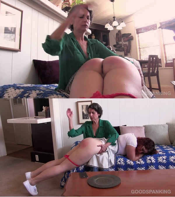 Good Spanking – MP4/Full HD – Chelsea Pfeiffer, Maddy Marks – Something To Ignore