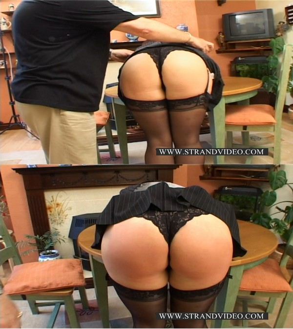 Red Stripe Films – MP4/Full HD – Allison Jane, Mr. Stern – The Punishment Of Mrs. Maxton