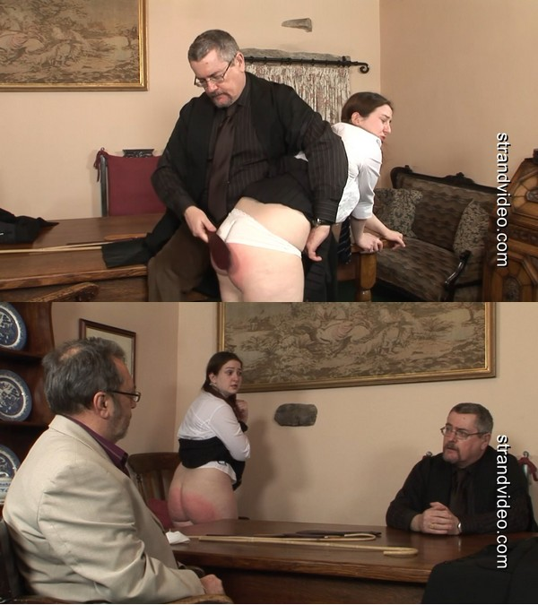 Red Stripe Films – MP4/Full HD – Verity Page, Headmaster, Mr. Stern – A In Pain