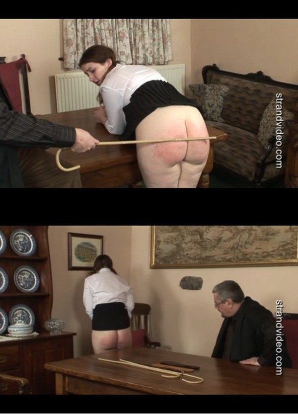 Red Stripe Films – MP4/Full HD – Verity Page, Headmaster, Mr. Stern – Hard Lesson For Verity