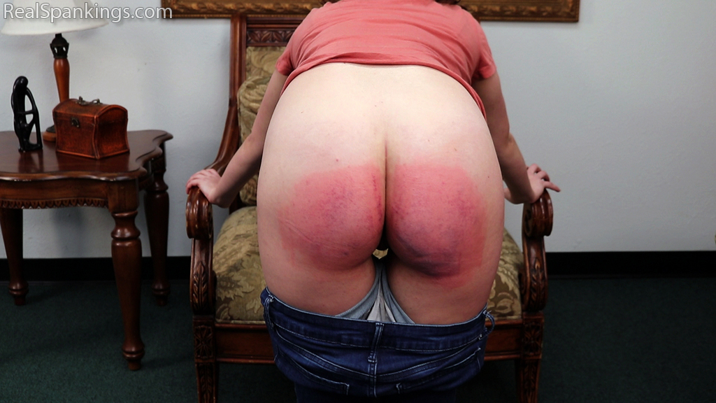 Real Spankings – MP4/Full HD – Kaylee,Mr. M – Distance Learning Gone Wrong (Part 2) | Mon May 18, 2020