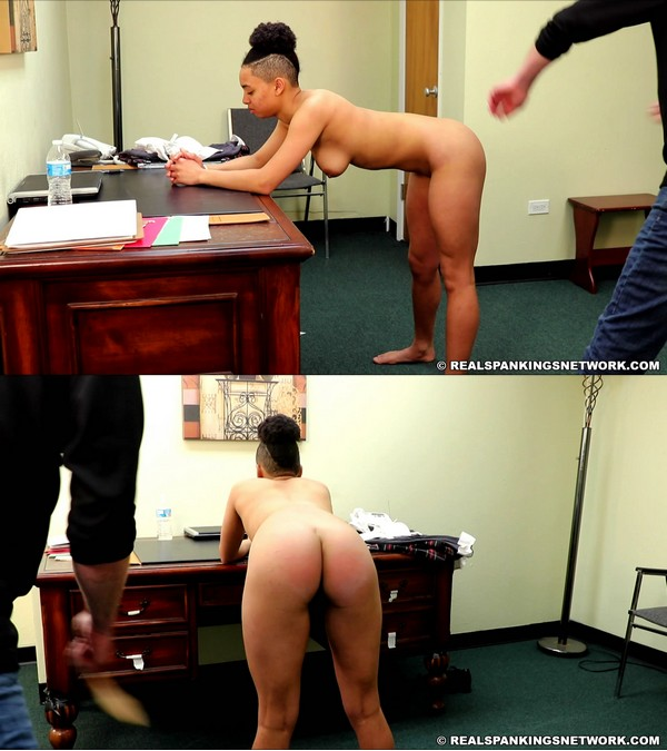 2020 05 07 185032 - Real Spankings Institute – MP4/Full HD – Arella Bell - Arella's Institute Arrival  (Part 1 Of 2)