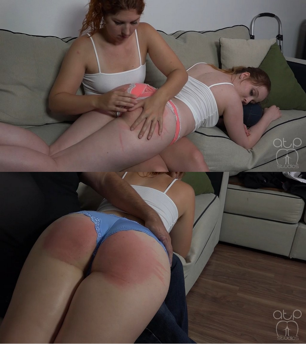 Assume The Position Studios – MP4/HD – Maddy Marks, The Master, Lizzy McAllister – Booty Rubs And Swats – Maddy Marks And Lizzy Mcallister (Release date: May 12, 2020)