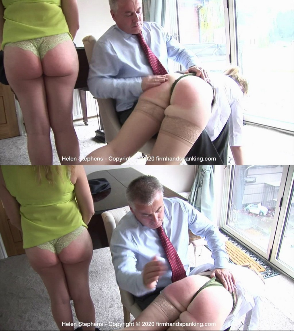Firm Hand Spanking – MP4/HD – Helen Stephens – Spa Rules – Q/Humiliating bare bottom spanking for top spa therapist Helen Stephens (Release date: May 18, 2020)