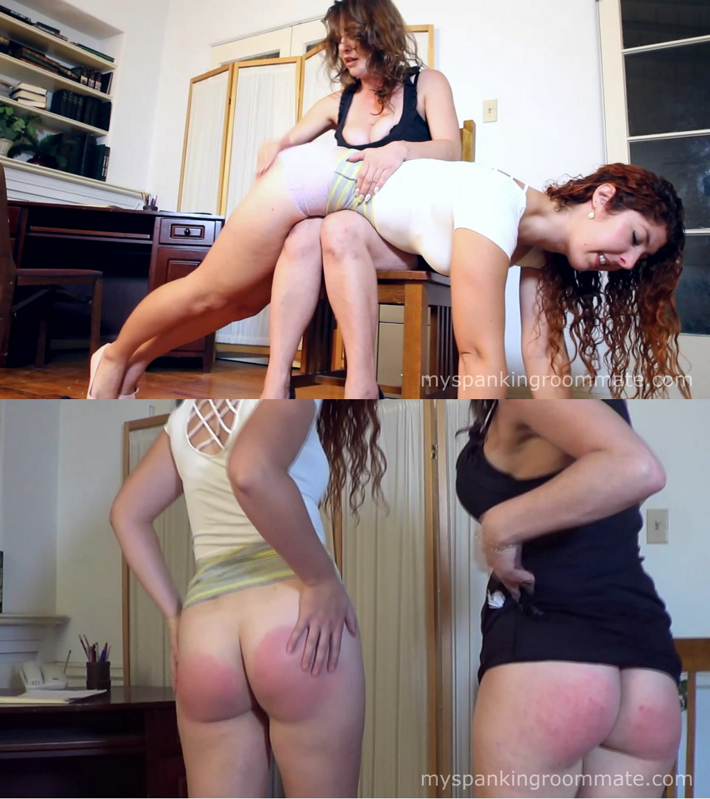 My Spanking Roommate – MP4/Full HD – Kay Richards, Maddy Marks – Episode 346: Kay Gets Revenge on Maddy
