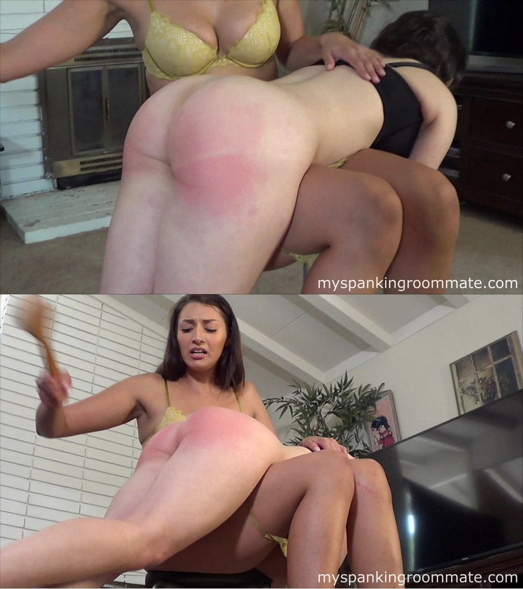 My Spanking Roommate – MP4/Full HD – Bella Rolland, Elori Stix – Episode 345: Bella Rolland Spanks Elori