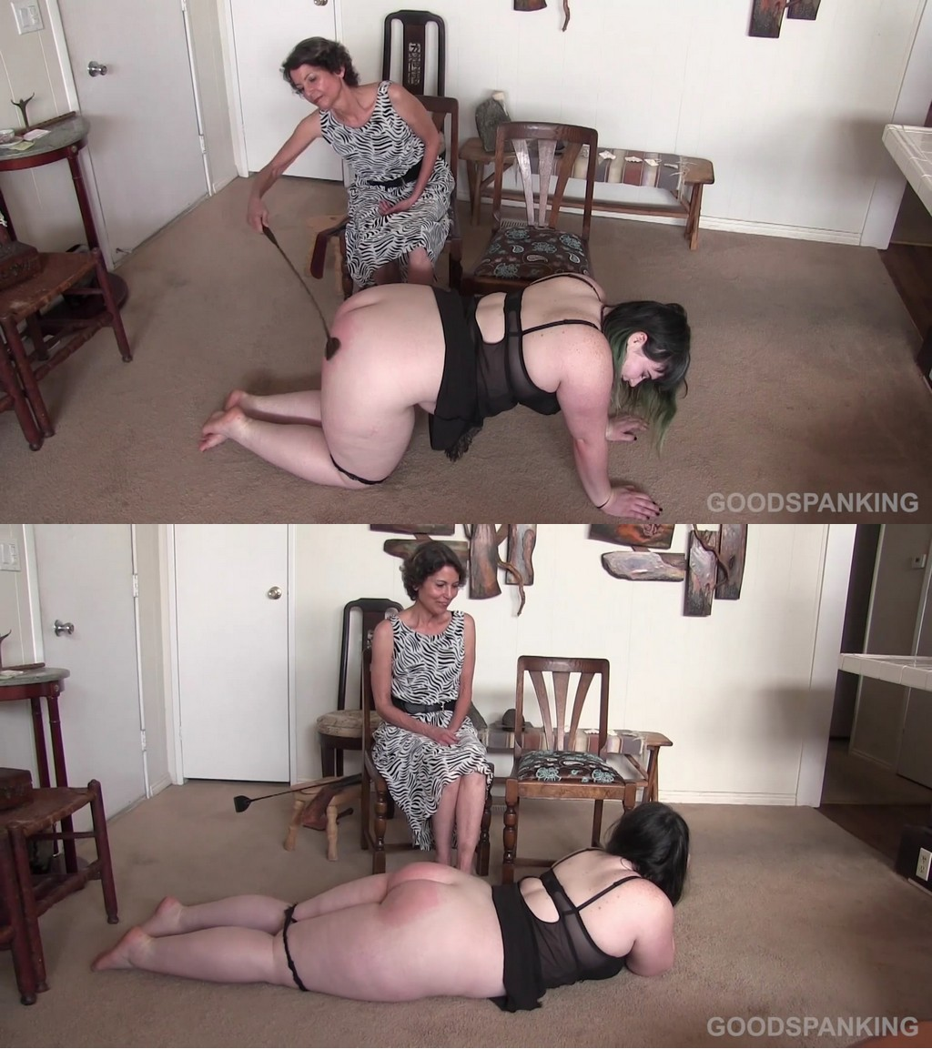 Good Spanking – MP4/Full HD – Chelsea Pfeiffer, Cece – Chelsea Spanks A Shy Girl – Part Two