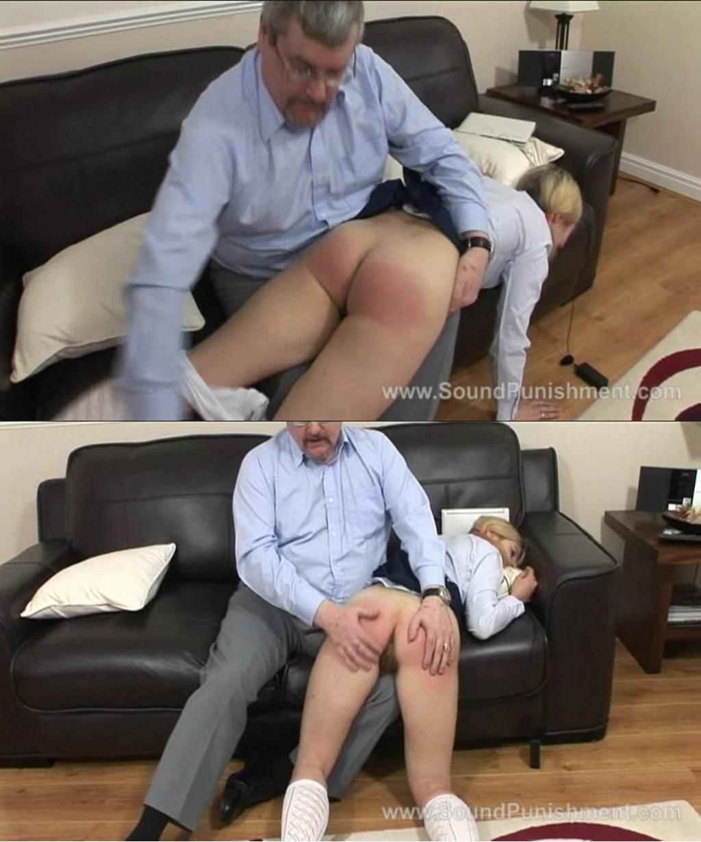 Sound Punishment – MP4/SD – Masie Dee – Masie Dee Spanked To Orgasm