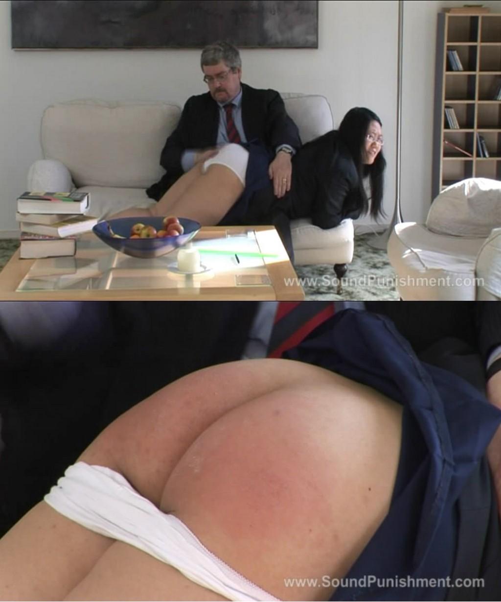 Girls-Spanked-@-Sound-Punishment Only Spanking Video