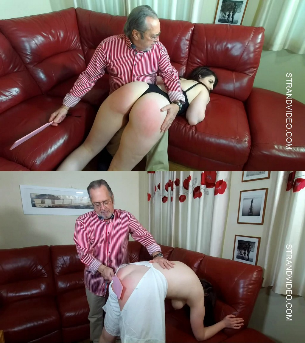 Spanking Sarah – MP4/Full HD – Alexa, Mr Stern – Alexa The underwear shoot
