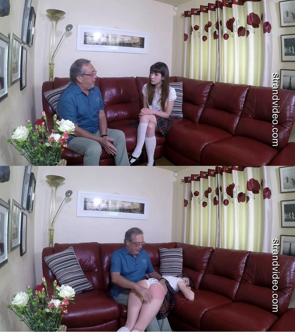 Spanking Sarah – MP4/Full HD – Lulu Lamb, Mr. Stern – Do I have what it takes (SPR-1681)