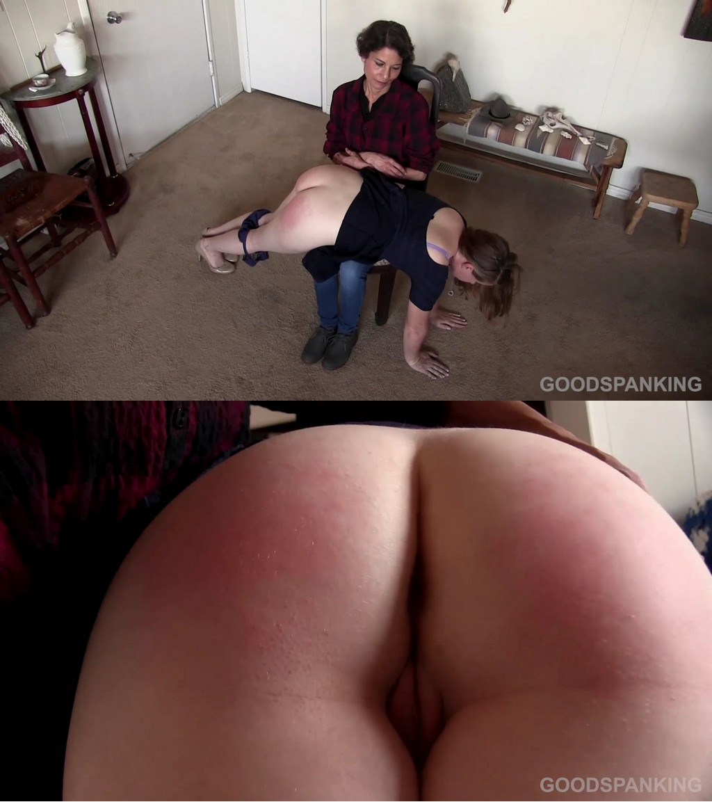 Good Spanking – MP4/Full HD – Chelsea Pfeiffer, Kyra Fox – A Spanking For Your Very Little Grinch (Release date: Jun 16, 2020)