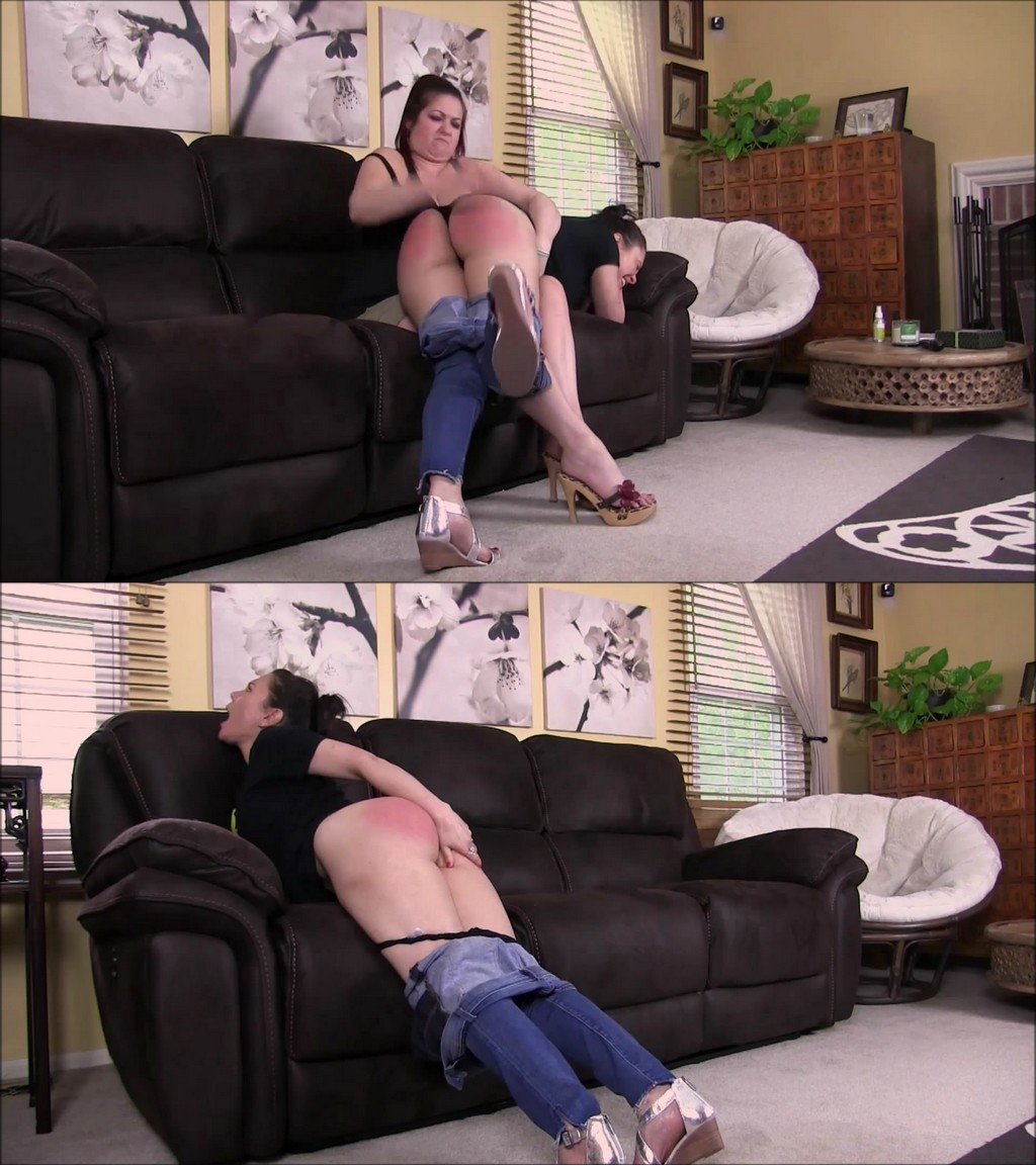 Punished Brats – MP4/Full HD – Audrey, Skyler Grey – My Step-sister's Expensive Wine