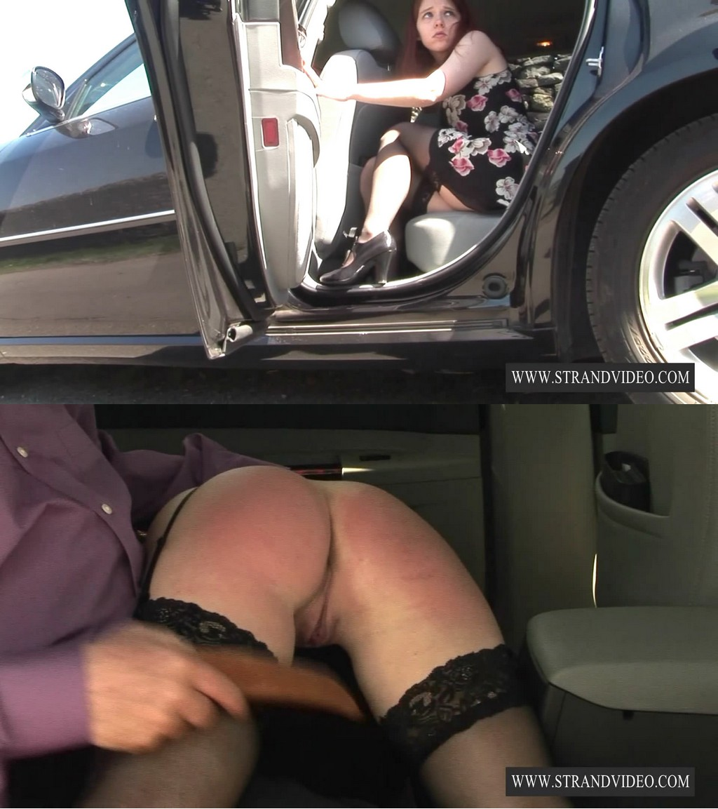 Spanking Sarah – MP4/Full HD – Kami Roberston – Cheating the Taxi leads to trouble