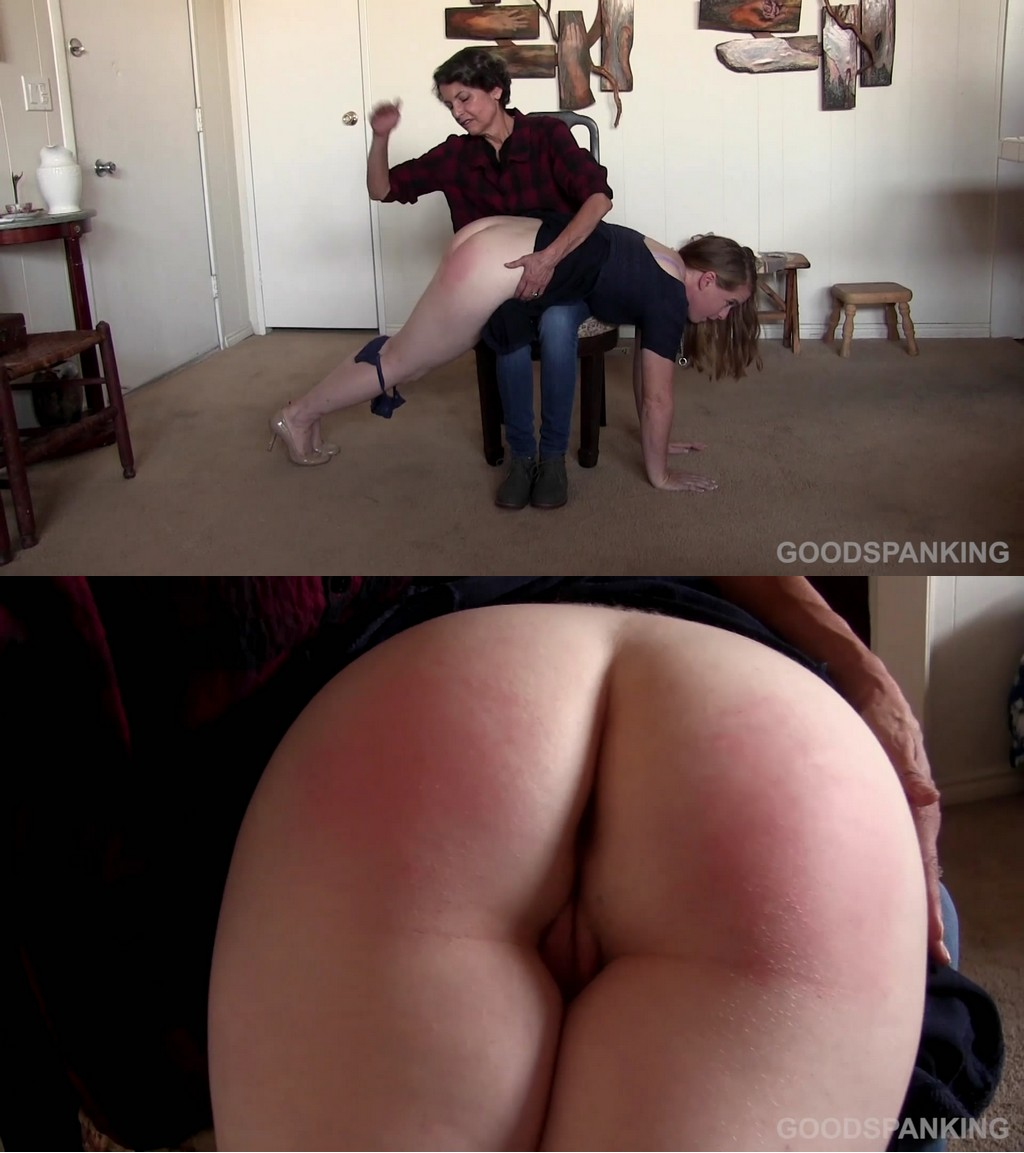 Good Spanking – MP4/Full HD – Chelsea Pfeiffer, Kyra Fox – A Spanking For The Little Grinch (Release date: Jun 16, 2020)