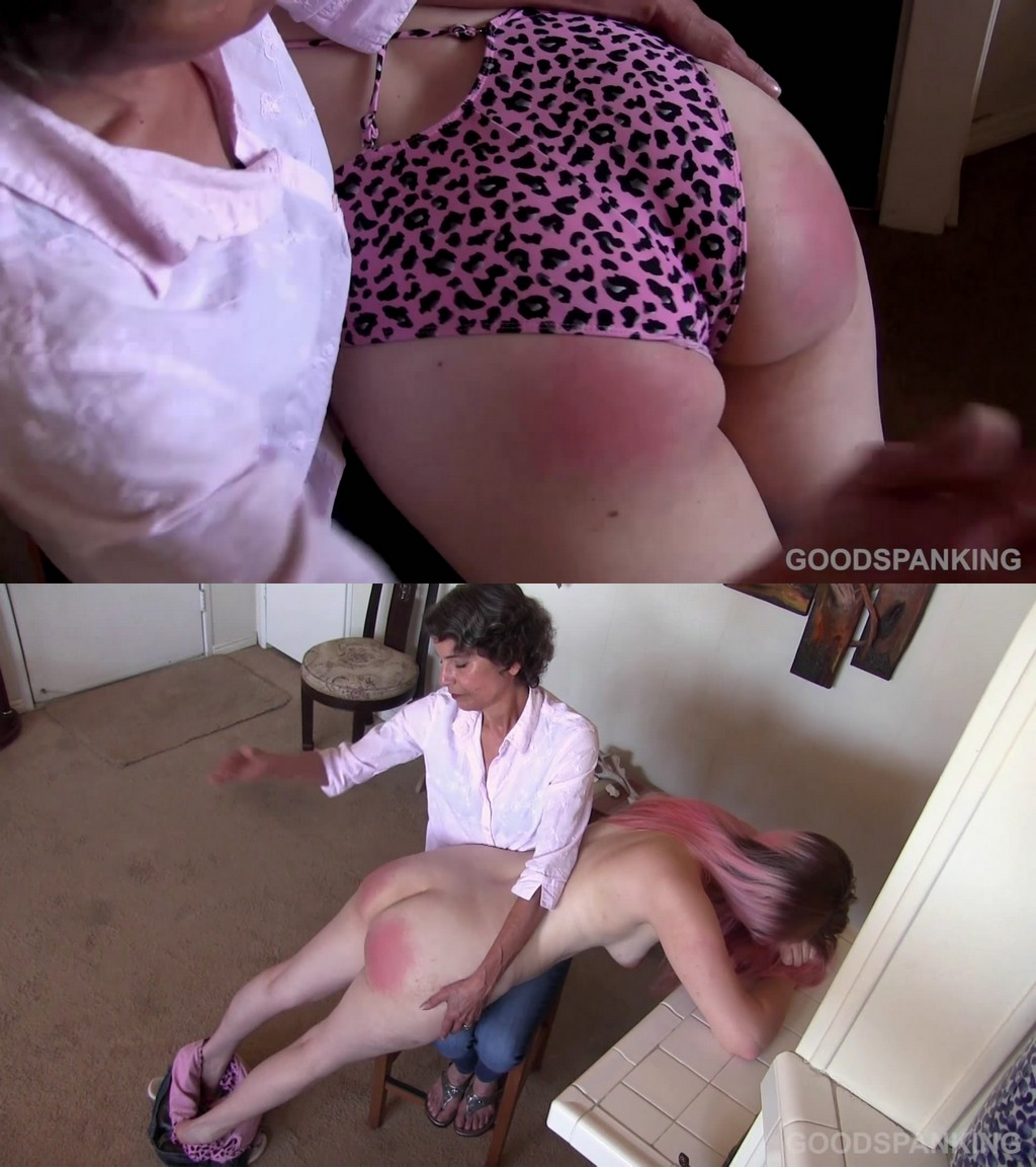 Good Spanking – MP4/Full HD – Chelsea Pfeiffer, Harley Havik – How She Got Tanned (Release date: Jun 5, 2020)