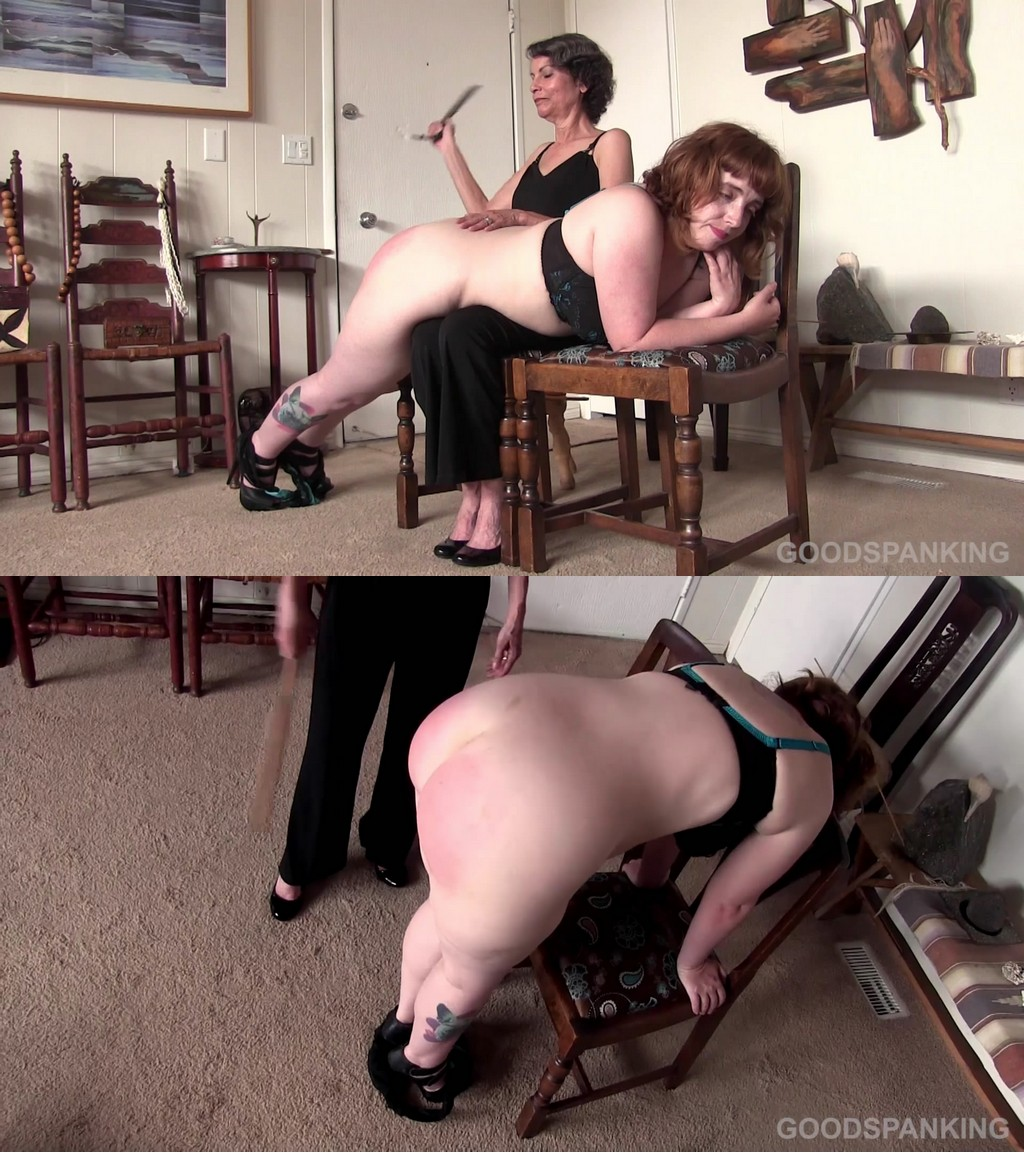 Good Spanking – MP4/Full HD – Chelsea Pfeiffer, Ginger Sparks – Dressed Pretty For Her Spanking – Part Two (Release date: Jul 3, 2020)