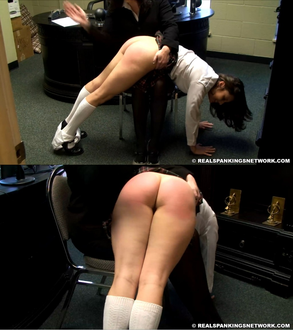 OTK Spankings – RM/Full HD – Raquel – Terrible Mindset Earns A Tough Handspanking