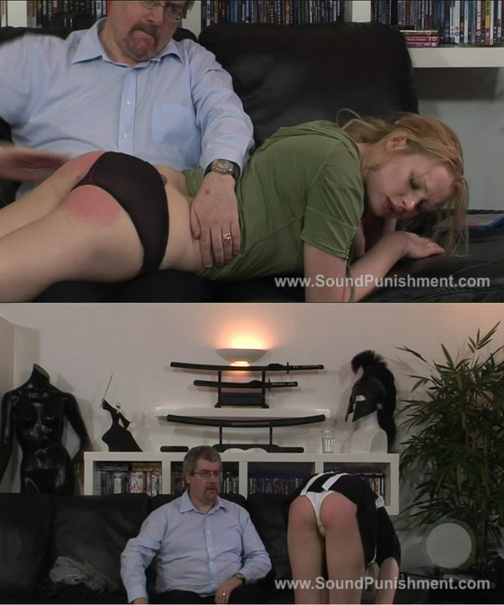 Sound Punishment – MP4/SD – Samantha Redman – Samantha, Maid For Spanking