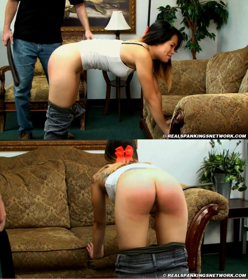 Real Strappings – RM/HD – Peaches – Peaches Requires A Whoopin