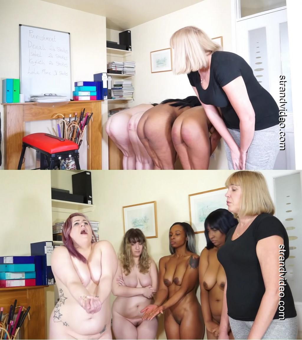 English Spankers – MP4/Full HD – Lola Marie, Kayleth, Denali, Isabel, Sarah Stern – Convicted, Sentenced Caned 8