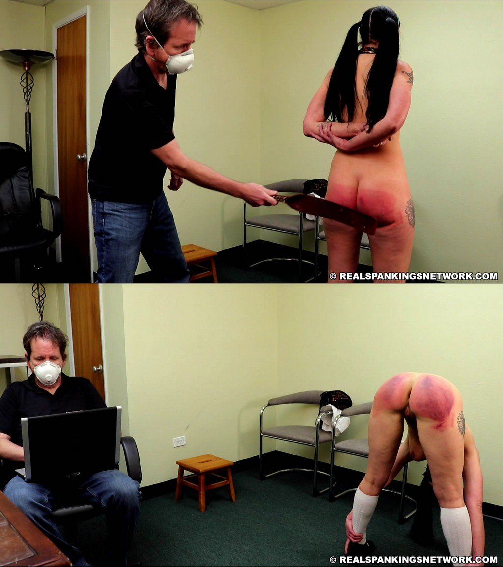 Real Spankings Institute – MP4/Full HD – Lilith – Lilith's Dress Code Issues (Part 2)
