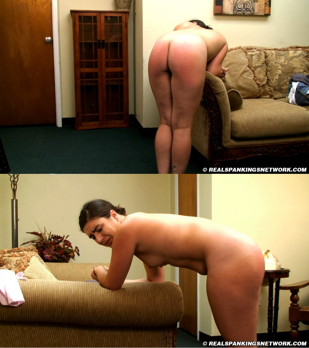 Real Spankings – MP4/HD – Stella – Strapped By Betty