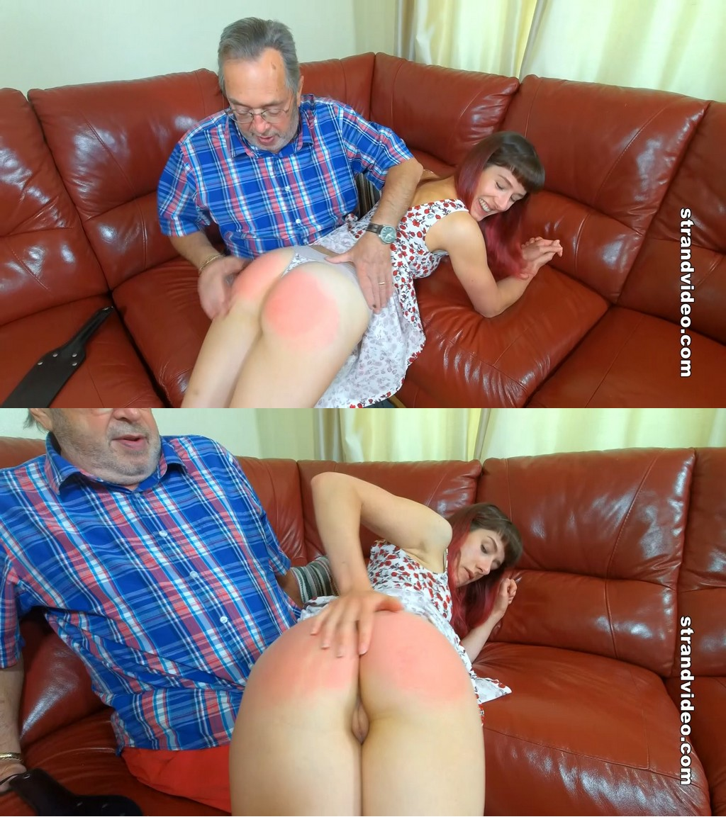 English Spankers – MP4/Full HD – Lulu Lamb, Mr. Stern, John Kodders – The Commission Shoot Mr. Stern Lends A Hand