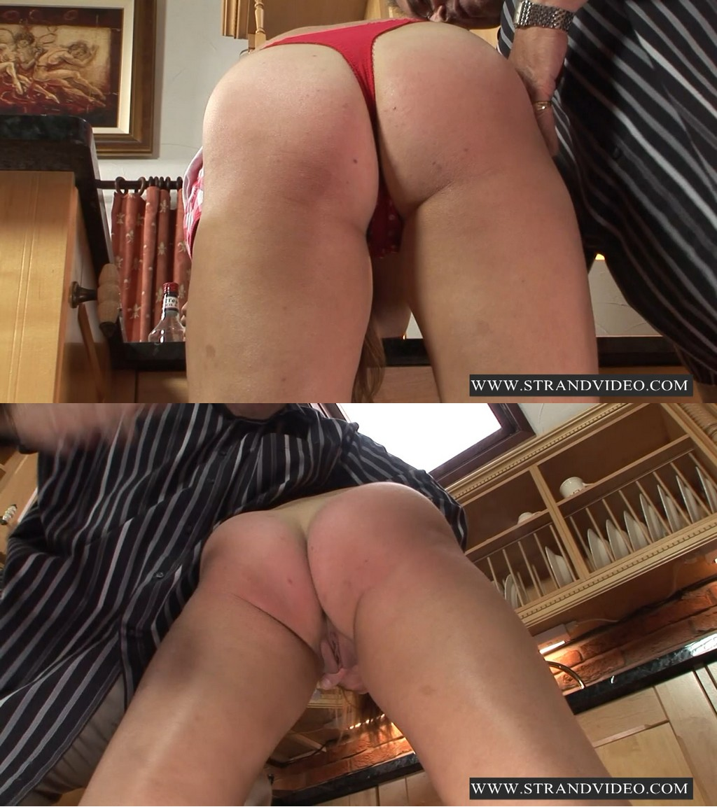 Spanking Sarah – MP4/Full HD – Masie Dee, Mr. Stern – The Naughty Au Pair