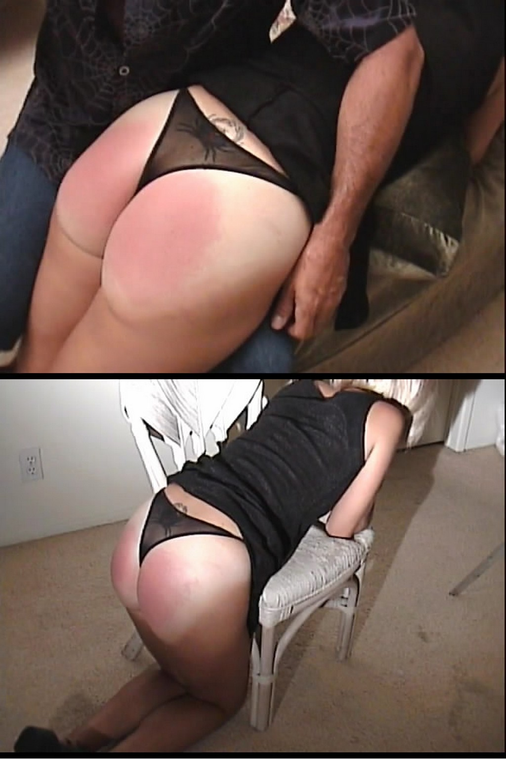Dallas Spanks Hard – MP4/SD – Tiki – Punished In Black 2 – Tiki's Lost Multi-implement