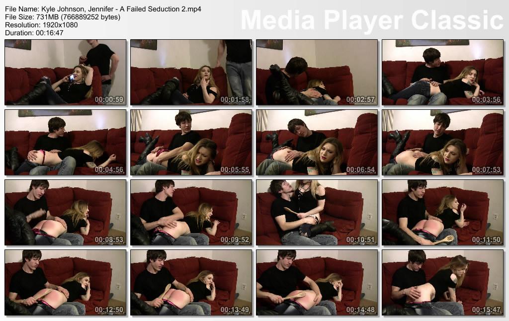 thumbs20200728101825 - Disciplinary Arts – MP4/Full HD – Kyle Johnson, Jennifer - A Unsuccessful Seduction Two  (Release date: Jul 21, 2020)