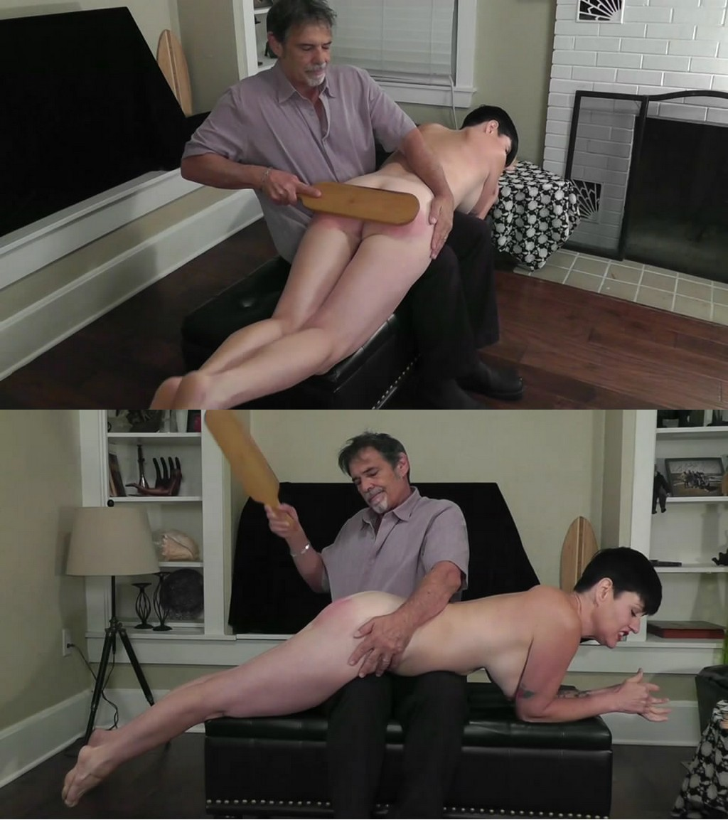 Dallas Spanks Hard – MP4/SD – Snow Mercy – Smack Begin 6 – Remembering That Paddle