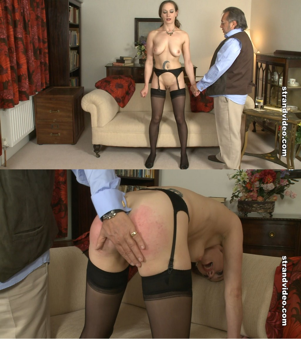 English Spankers – MP4/Full HD – Suzanne Wright, Mr. Stern – Mrs Williamson Is Caned