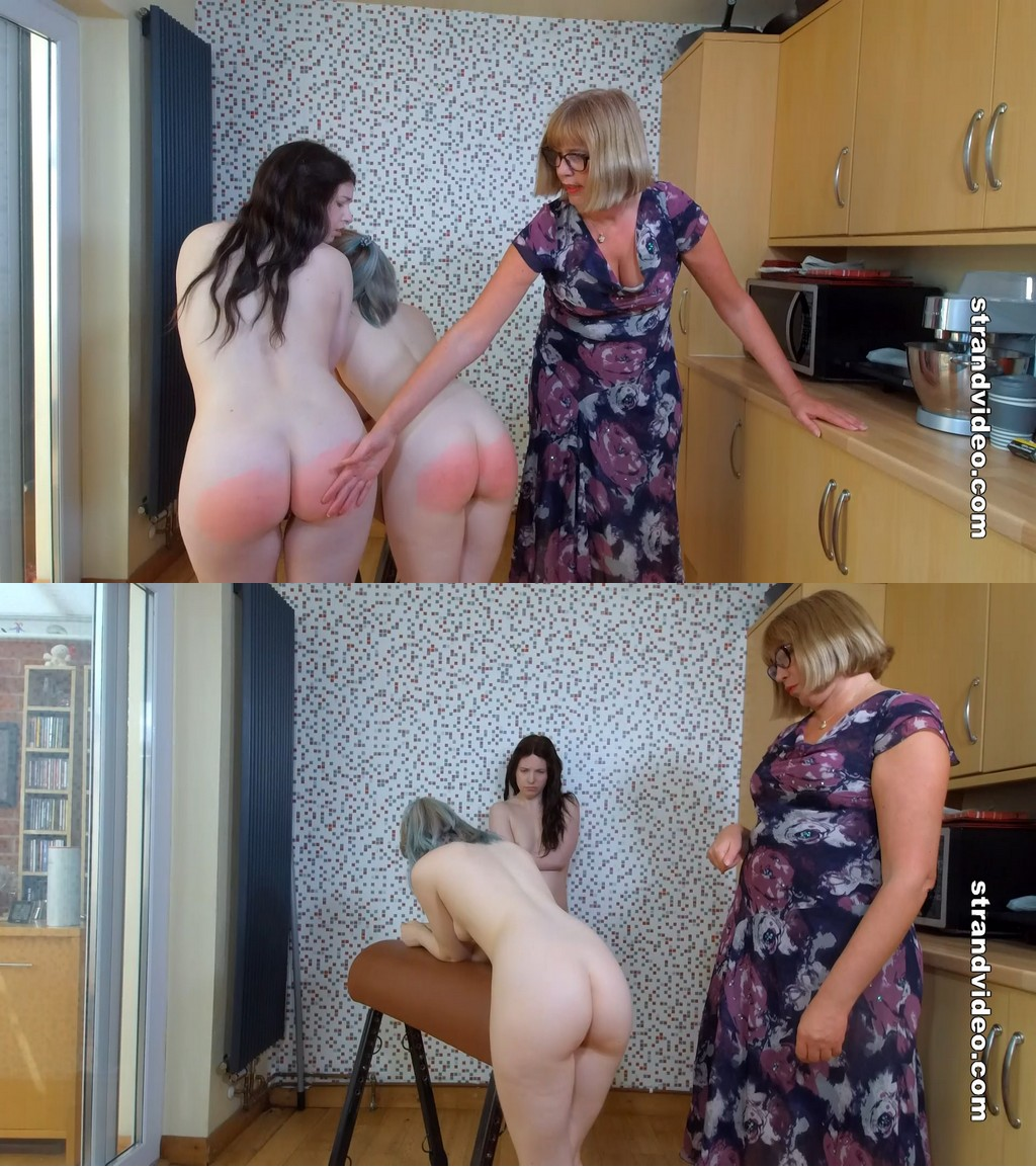 English Spankers – MP4/Full HD –  Holly, Willow, Sarah Stern – The House Of Correction 2
