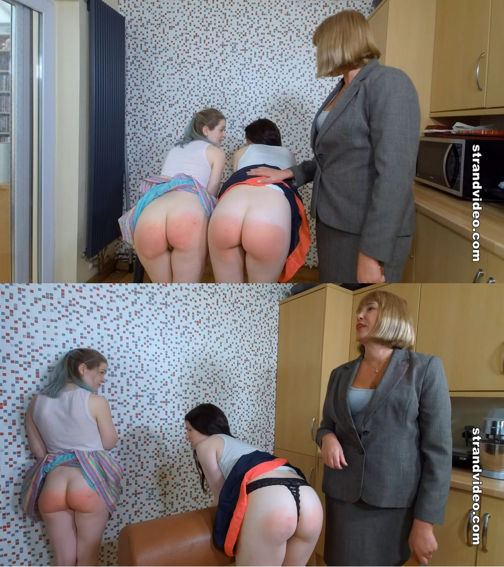 English Spankers – MP4/Full HD – Holly, Willow, Sarah Stern – Your Home Of Correction 4