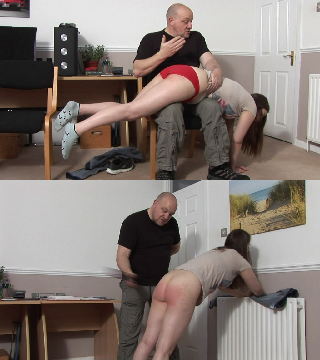 Spanked Cheeks – MP4/HD – Melanie Graham – At It Once Again