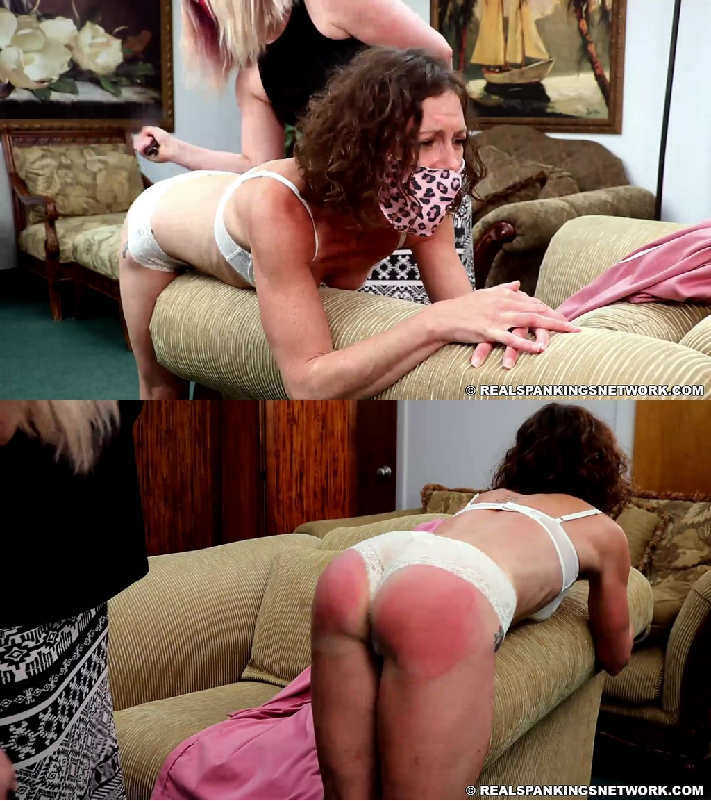 Real Spankings – MP4/Full HD – Corrie Ann – Corrie Is Spanked By Betty (part 1 Of 2)