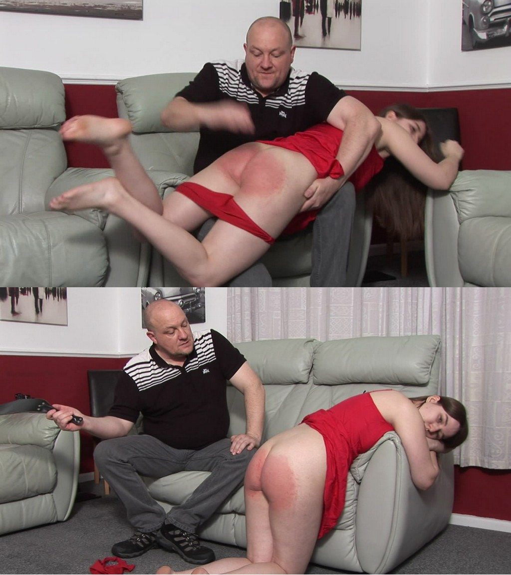 Spanked Cheeks – MP4/HD – Melanie Graham – Obeying the Principles