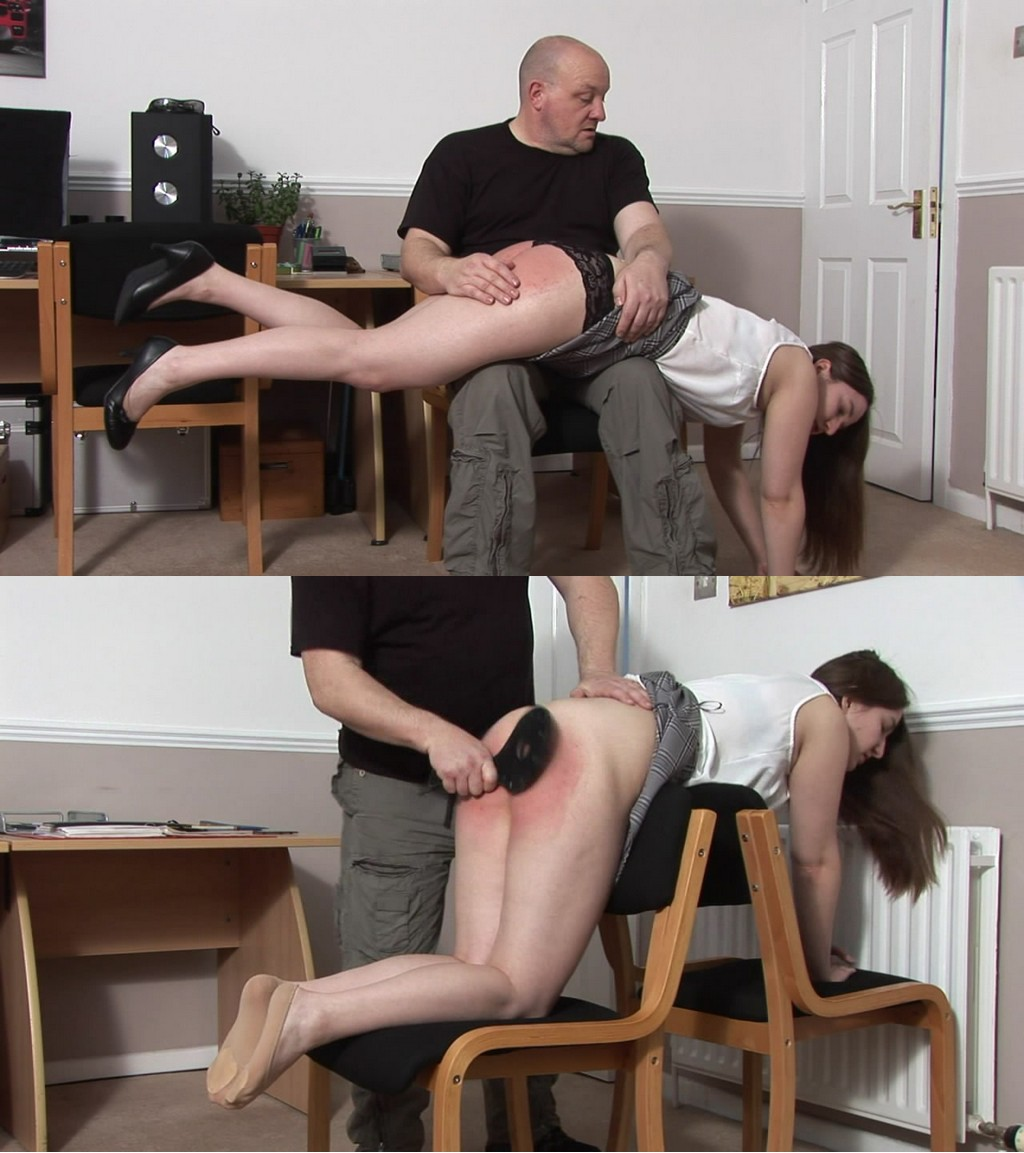 Spanked Cheeks – MP4/HD – Melanie Graham – No Problem Then