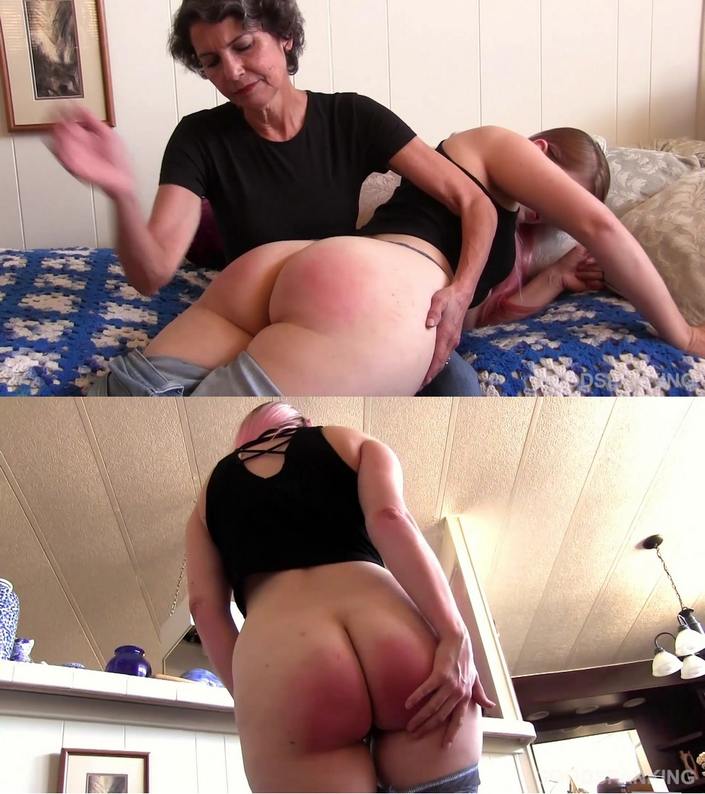 Good Spanking – MP4/Full HD – Chelsea Pfeiffer, Harley Havik – Over Extended (Release date: Jul 17 2020)