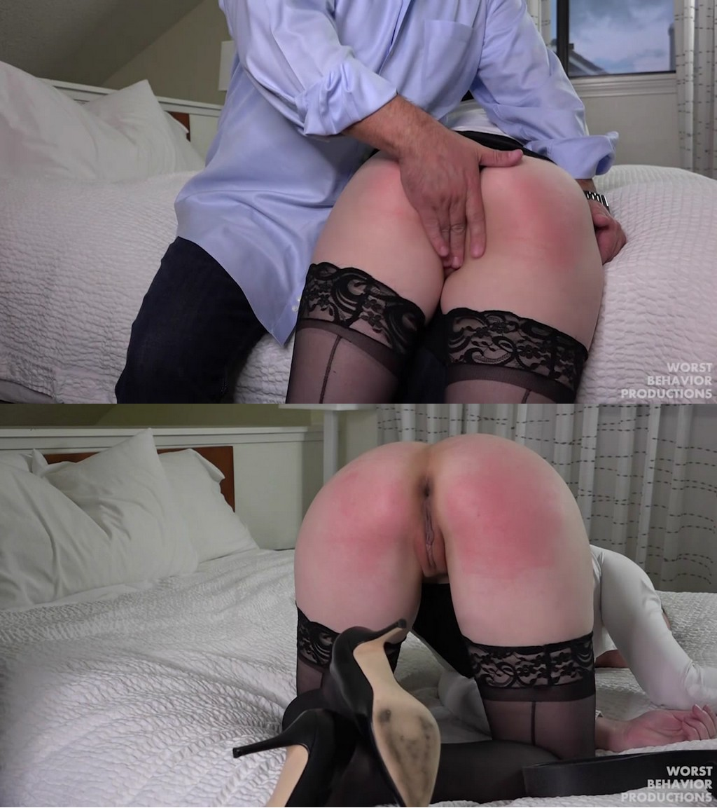Worst Behavior Productions – MP4/HD – Casey Calvert, The Master – Casey Calvert Spanked In Business Attire (Release date: Aug 14, 2020)