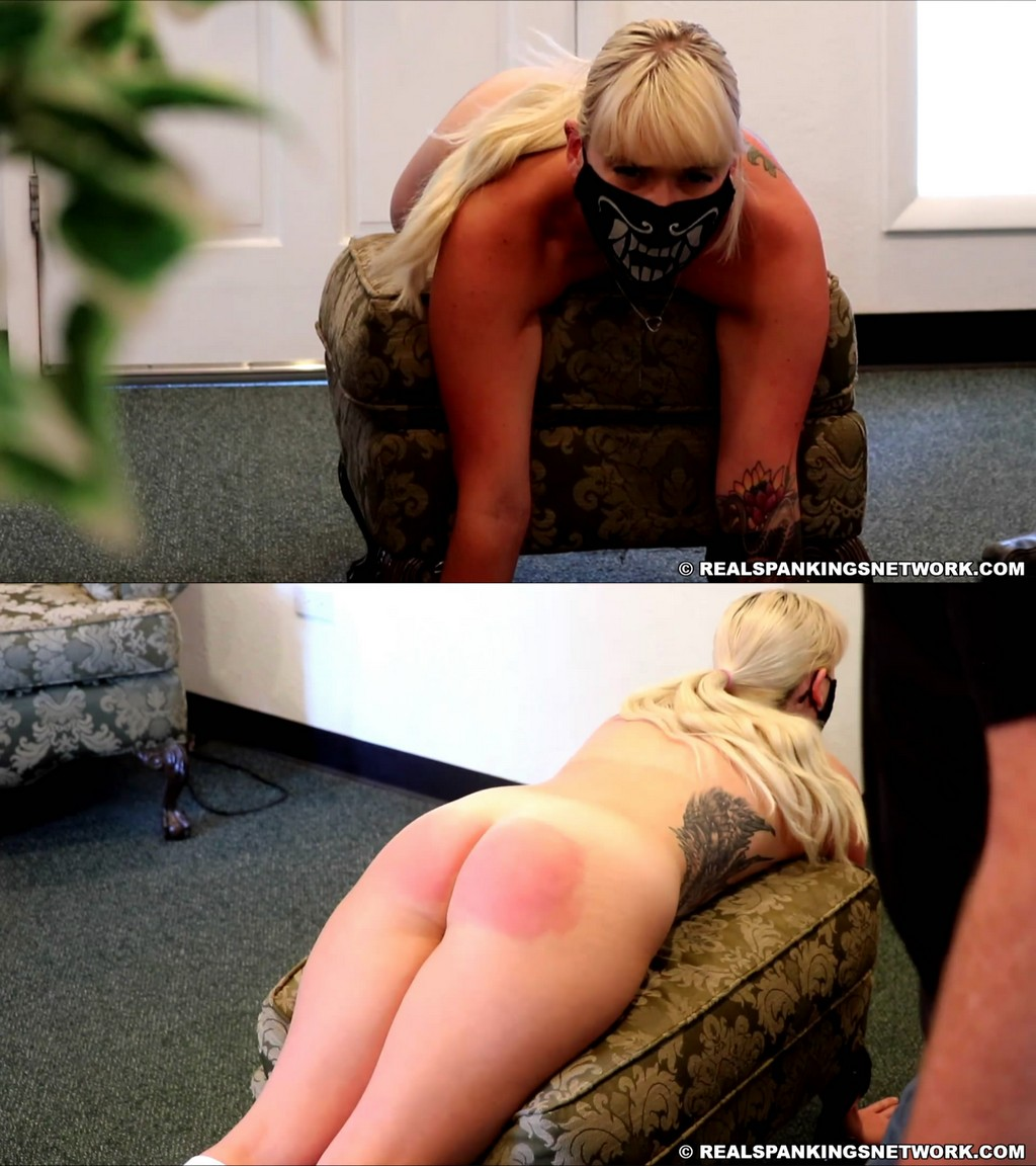 Real Spankings Institute – MP4/Full HD – Cara – Caught From Bounds (Element 2)