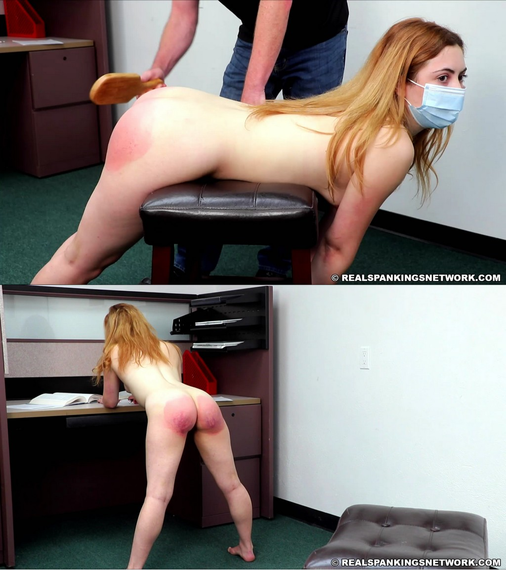 Real Spankings Institute – MP4/Full HD – Nina – Nina's Second Day At The Institute (part 2 Of 2)