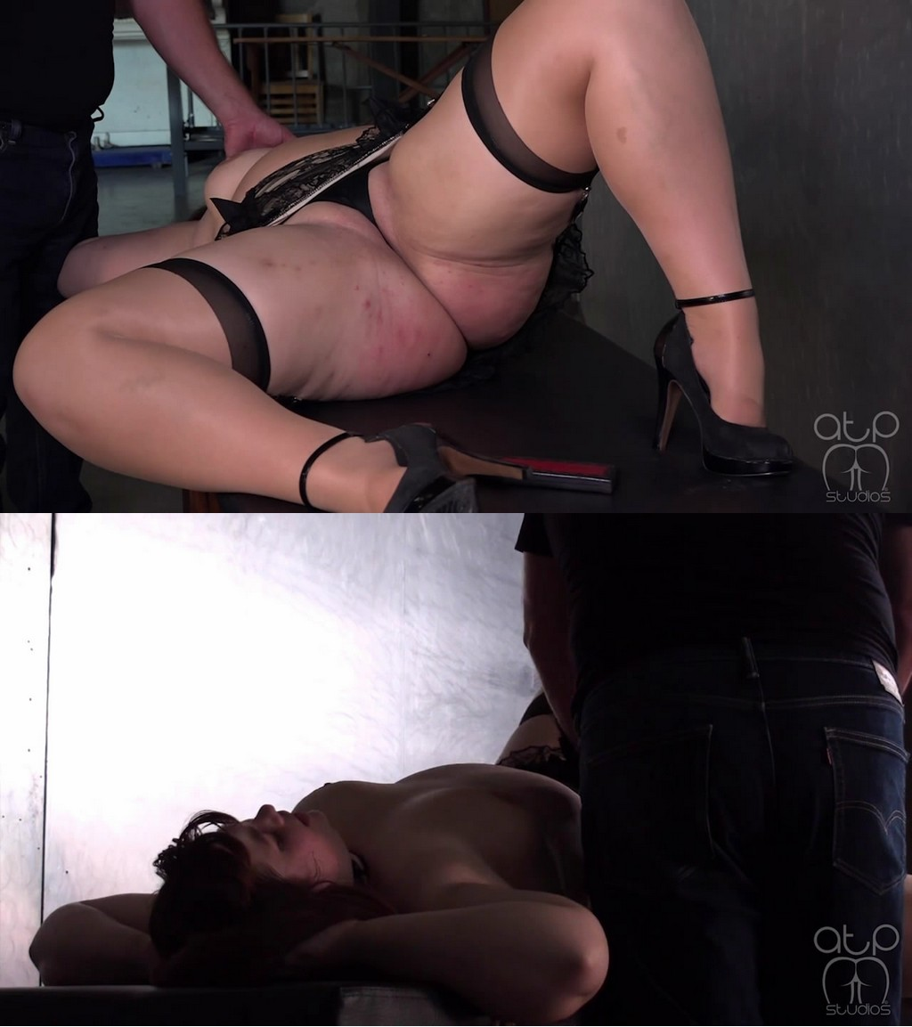 Assume The Position Studios – MP4/HD – Christy Cutie, The Master – Dungeon Playtime For Christy Cutie – Thighs Punished And Forced Orgasm (Release date: Aug 28, 2020)