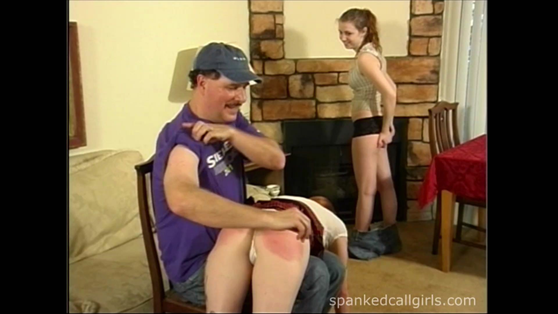 Spanked Call Girls – MP4/Full HD – Heather Smyth, Kister – Heather And Kister Get Spanked