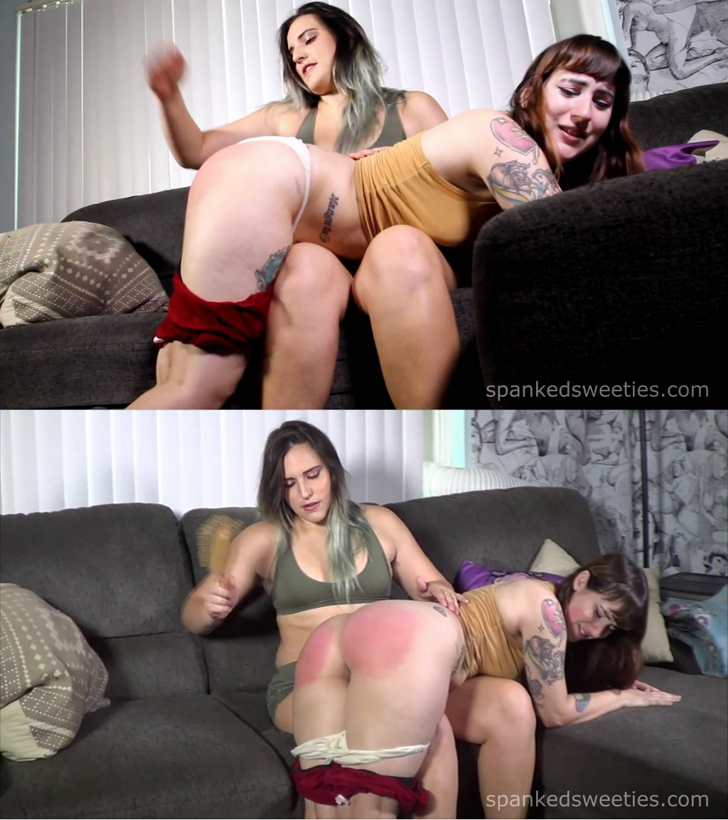 Spanked Sweeties – MP4/Full HD – Gigi Lea