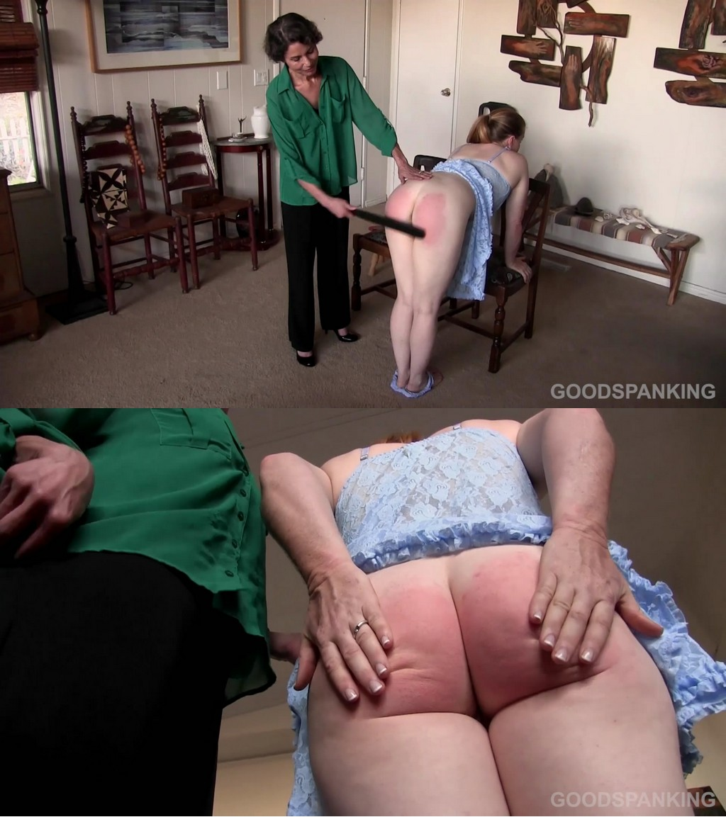 Good Spanking – MP4/Full HD – Chelsea Pfeiffer, Kyra Fox – Always Into A Spanking – Part Two