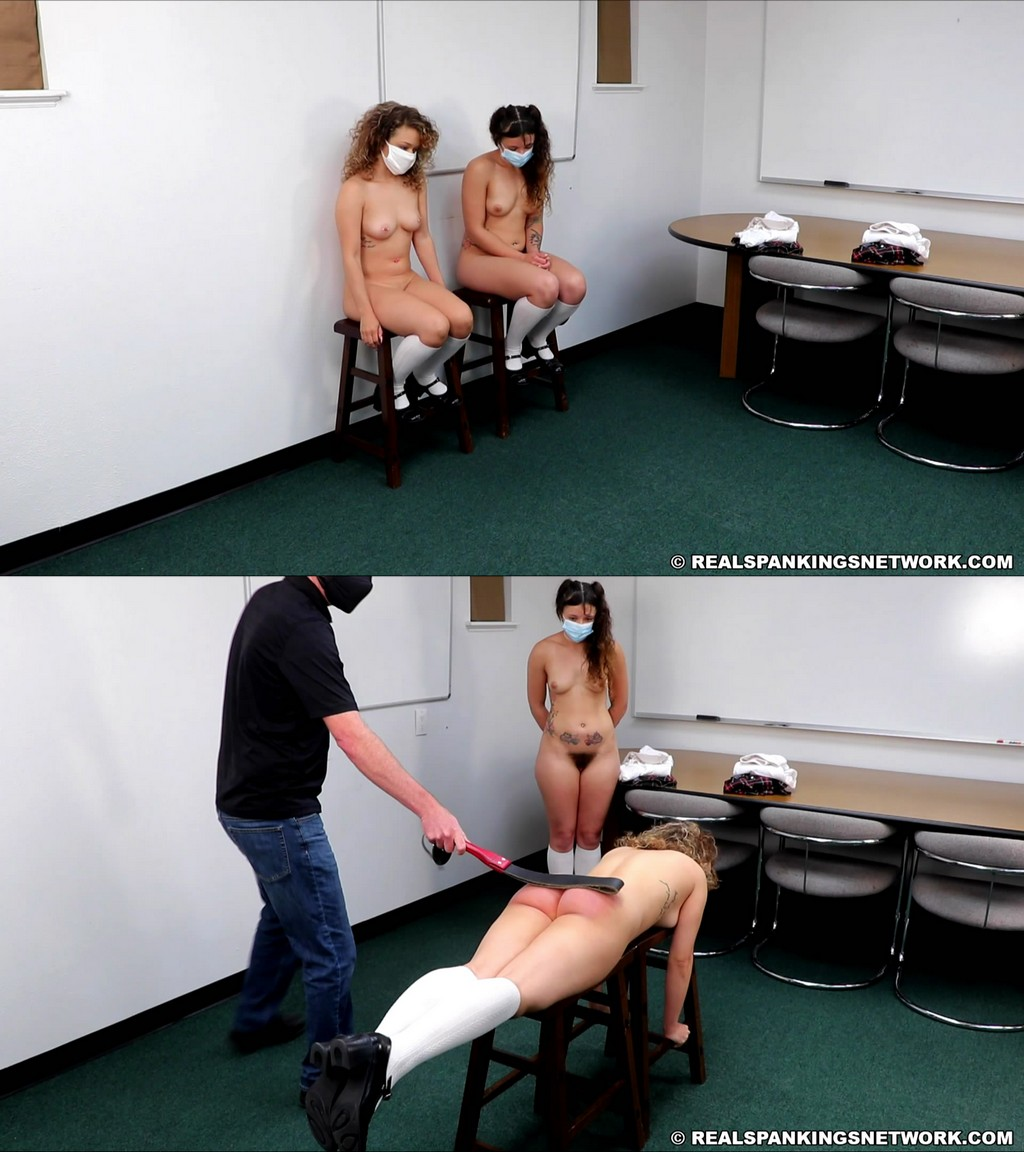 Real Spankings Institute – MP4/Full HD – Kiki Cali – Kiki And Dakota's Run In With Betty And The Dean (part 3 Of 4)