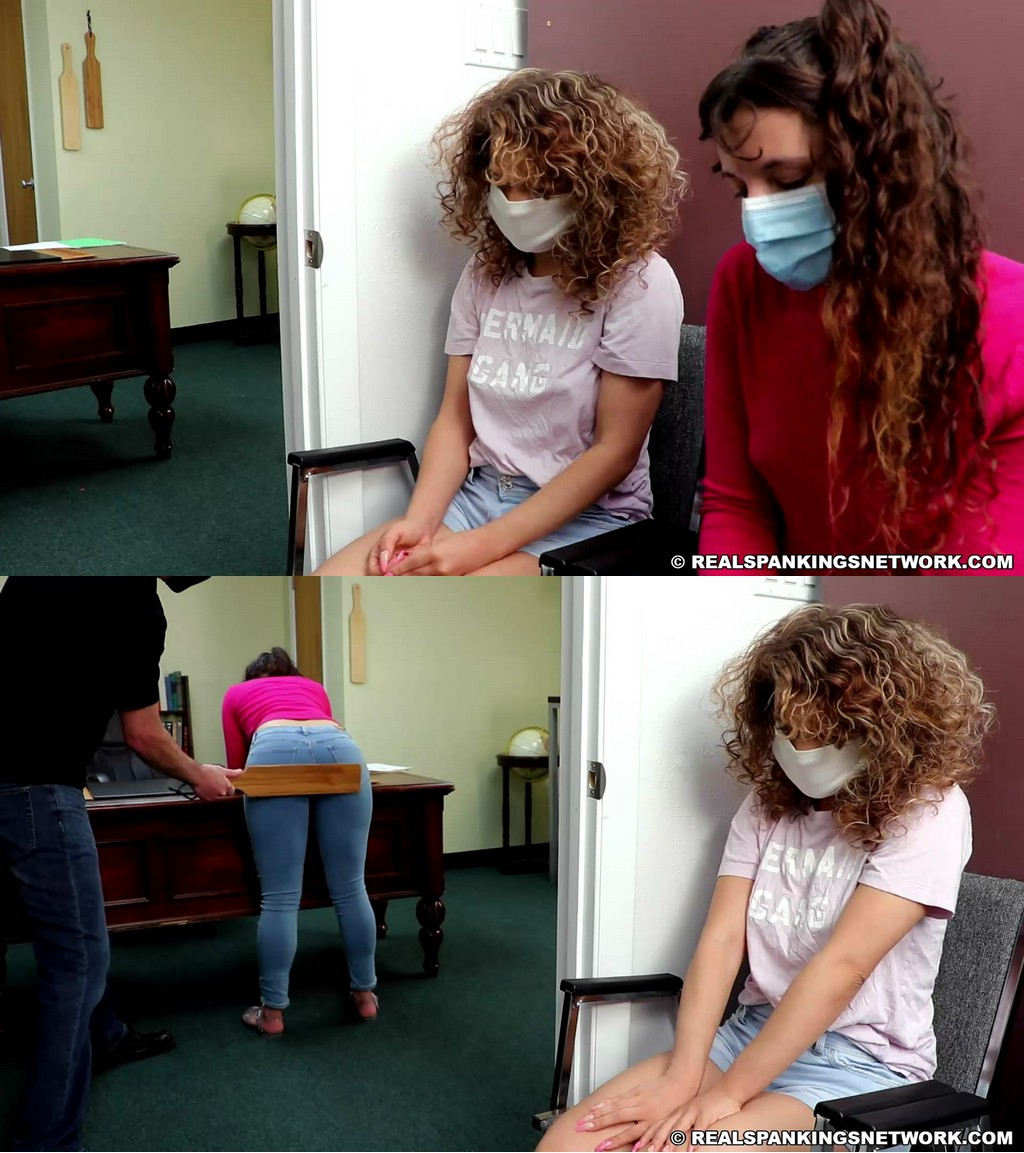 Real Spankings – MP4/Full HD – Dakota Marr – 10 Swat Paddling: Two Girls (Part 1 Of 2)
