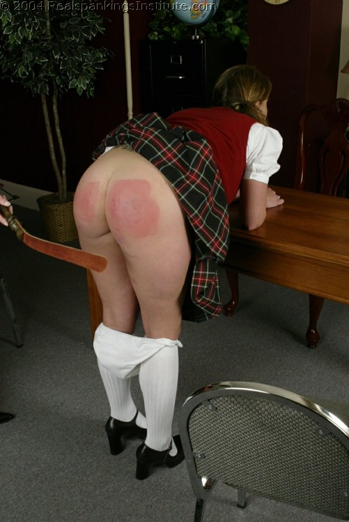 Real Spankings Institute – MP4/HD – Madison –  Spanked for Lying (Part 1)